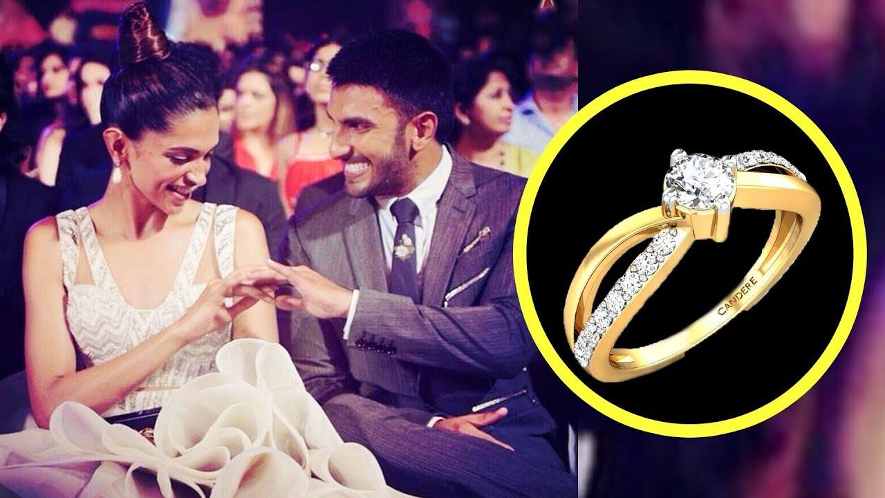 Ranveer Singh Gifts Deepika Padukone An Engagement Ring ...