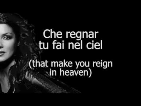 Opera lyrics anna netrebko casta diva norma bellini baden baden 2007 youtube - Anna netrebko casta diva ...