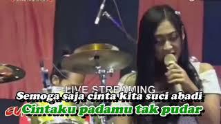 Duet Romantis Prasasti Cinta Andi KDI Feat Vira Azzahra  Adella   Lirik