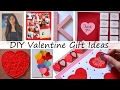 10 DIY VALENTINE GIFTS - Cute and Easy