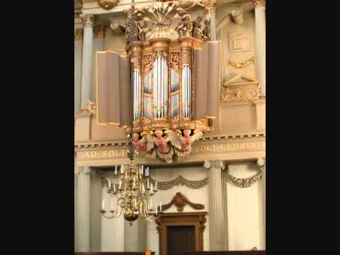 H.Walcha, Bach Fantasia In G Major BWV 572
