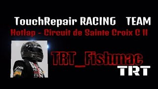 GT Sport - PS4 - Hotlap Circuit de Sainte Croix C II - afterWork Racing League Liga 1 - TouchRepair