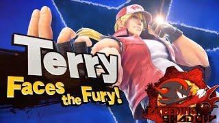Smash Bros Ultimate Terry Bogard Reveal, MORE DLC & Banjo Released (News & Reaction)