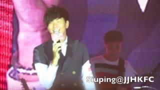 JJ林俊傑於 EPS i DO 音樂會談及1026紅館演唱會 20130809