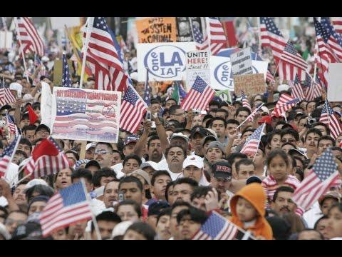 Immigration Demonstration 2006