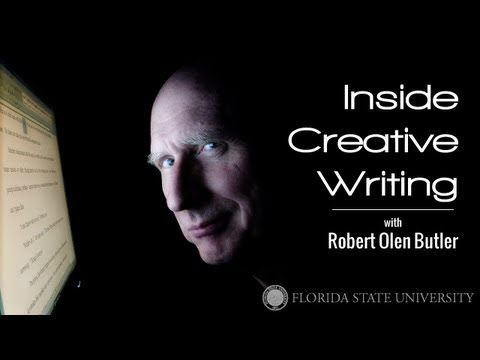Inside Creative Writing: Episode 1