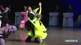 Абушенко Владислав - Соломаха Иванна, Final English Waltz
