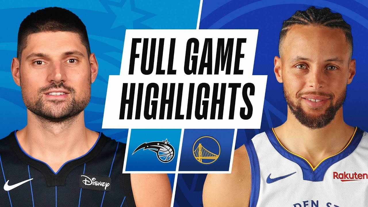 ORLANDO MAGIC at GOLDEN STATE WARRIORS | FULL GAME HIGHLIGHTS | FEBRUARY 11, 2021