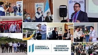 Entrevista del señor Comisionado Lic. Andres Rodolfo Silva M.