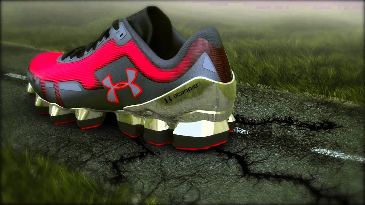 Ua And Finish Line Present The Under Armour Scorpio Youtube
