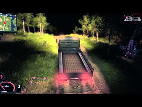 Spin Tires - Level Up 2011 gameplay 1 español