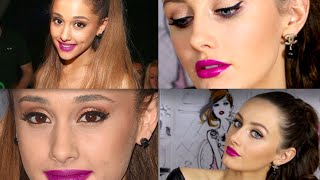 Ariana Grande Inspired Makeup Tutorial VMA's 2014 Thumbnail