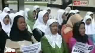ANTV Report; Ahmadiyya Persecution in Indonesia