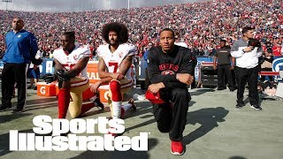 Does National Anthem Policy Change Impact Colin Kaepernick, Eric Reid? | SI NOW | Sports Illustrated