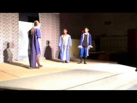 Romeo and Juliet performed by Mountain Oak Charter School, Prescott, Ariz.