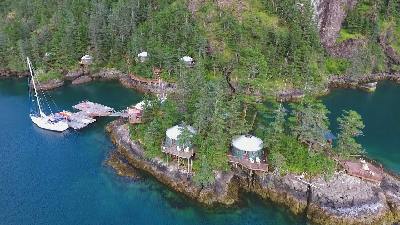 Bon Orca Island Cabins