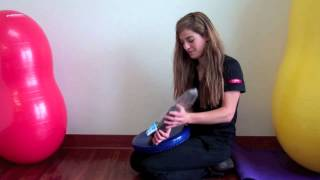 FitPAWS® 14 inch Balance Disc Inflation Video