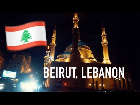 "BEIRUT Lebanon Travel Vlog - ""Lost My Bags For The 4th Time"" [DAY 1]"