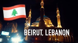 """BEIRUT Lebanon Travel Vlog - """"Lost My Bags For The 4th Time"""" [DAY 1]"""