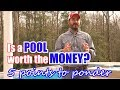 Is a Swimming Pool Worth the Money? Five Points to Ponder
