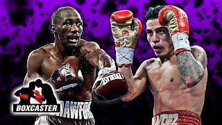 Terence Crawford vs. Jose Benavidez Jr. Championship Preview | Boxing Highlights | BOXCASTER