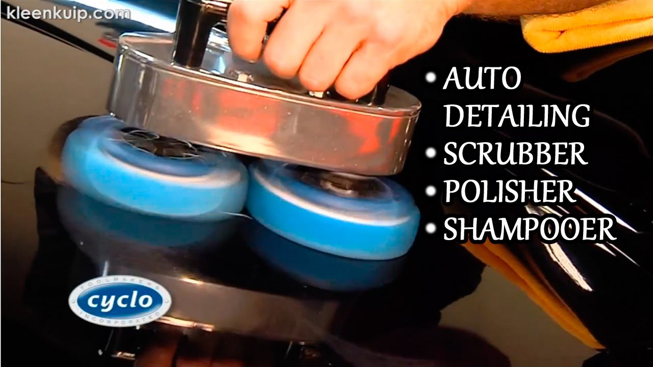 buffing machine for car