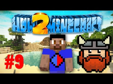 Minecraft SMP HOW TO MINECRAFT S2 #9 'RAIDING DWARFEN HALLS!' with Vikkstar