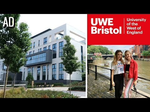 COME TO UWE BRISTOL OPEN DAY WITH ME!