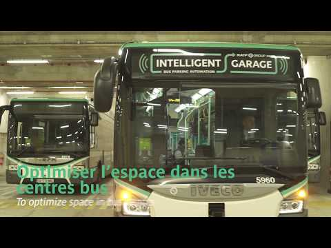 Garage Intelligent : Le Bus RATP Se Gare En Totale Autonomie