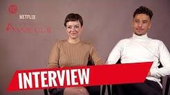 WIR SIND DIE WELLE  | Michelle Barthel und Mohamed Issa im Interview  | FredCarpet