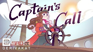 Captain's Call - Derivakat & CG5 & SAD-ist [CaptainPuffy Sea Shanty]