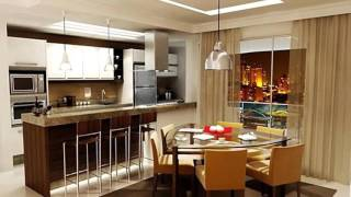 Дизайн бежевой кухни(, 2015-10-07T09:55:43.000Z)