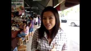 Bangkok Market Tour -Hot Thai Kitchen!
