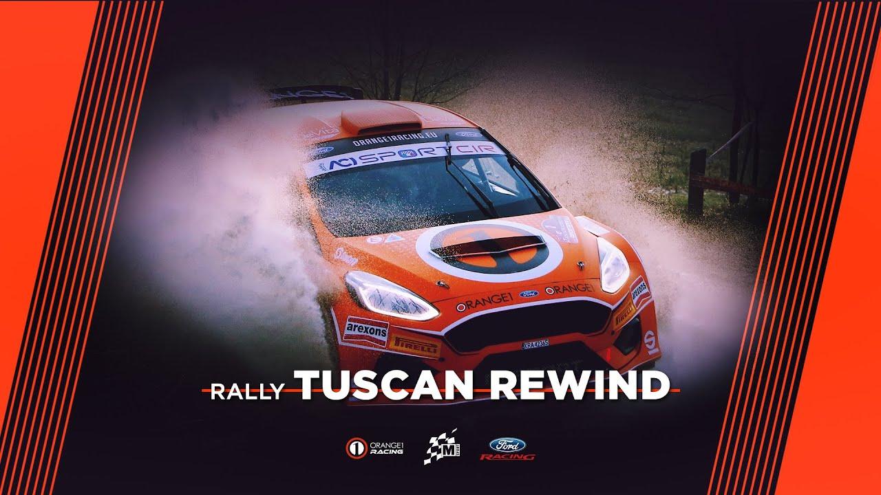 Highlights Rally TUSCAN REWIND