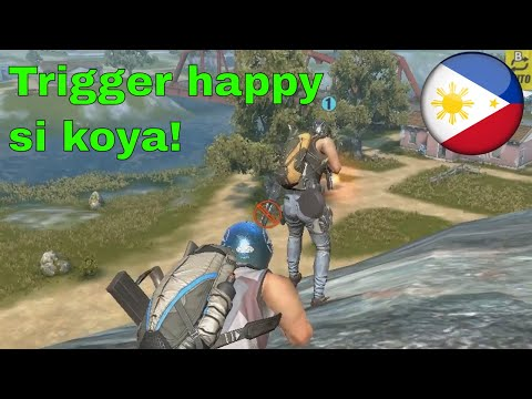 Funny Pinoy Team Ambushed  Rules Of Survival PC