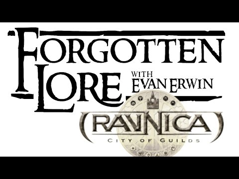 Forgotten Lore - Ravnica: City of Guilds