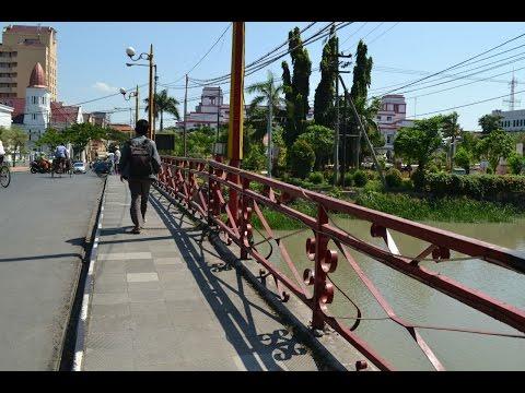 Jembatan Merah Yang Legendaris di Kota Surabaya