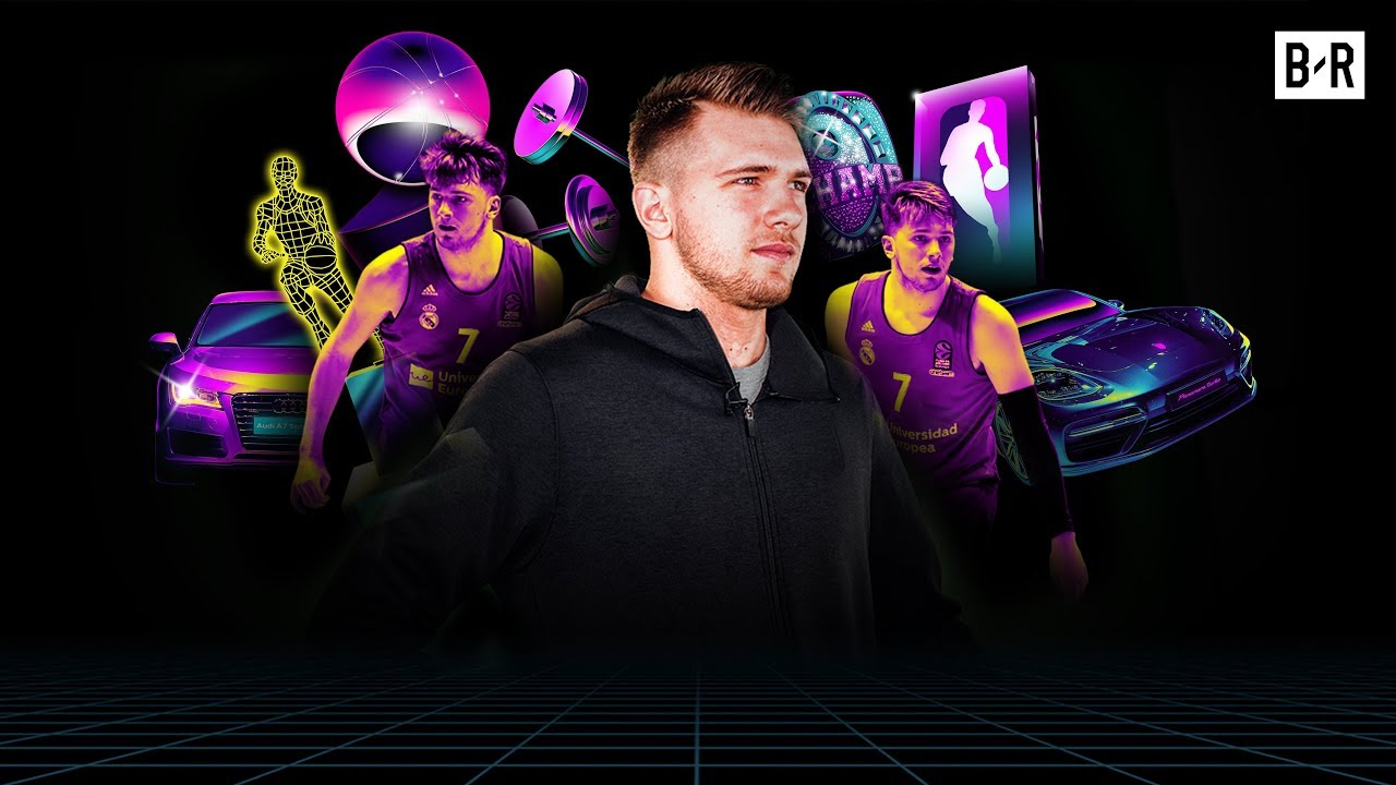 Top NBA Draft Prospect Luka Doncic Is Ready for the Superstar Life