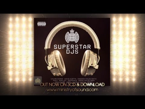 Superstar DJs TV Ad (Out Now) (Ministry of Sound TV)