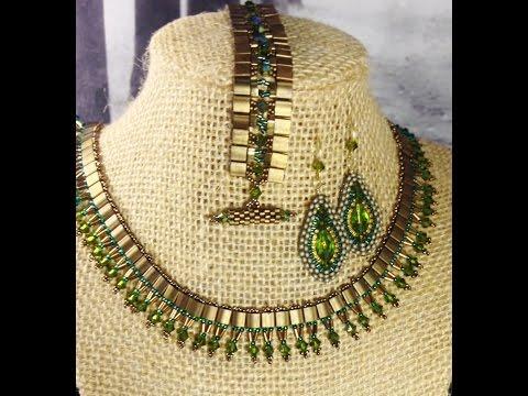 Spring Fling Cleopatra Necklace