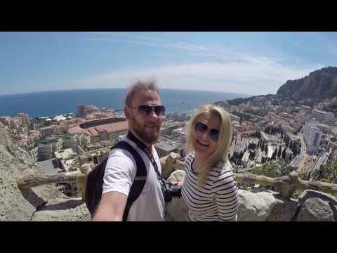 Monaco (FRANCE) GoPro HERO 4