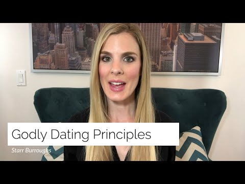 Godly Dating Principles | Godly Dating Advice (Biblical Dating Advice)
