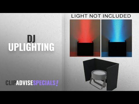 Top10 Dj Uplighting 2018: Dj Lighting Universal Slimpar