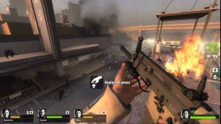 Left 4 dead 2 E3 Gameplay 4/4 [HD]