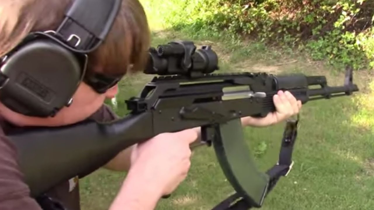 Polish WBP Fox Rifle Review - You Asked - They Delivered
