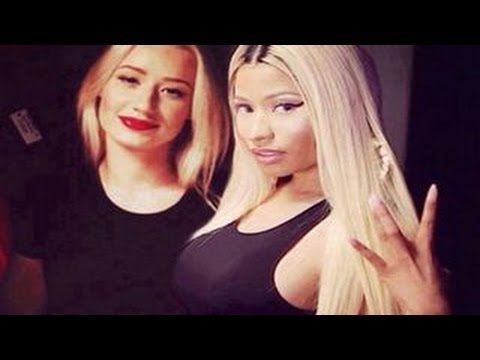 Nicki Minaj Vs. Iggy Azalea - Who is the best? You Decide With These 5 Differences