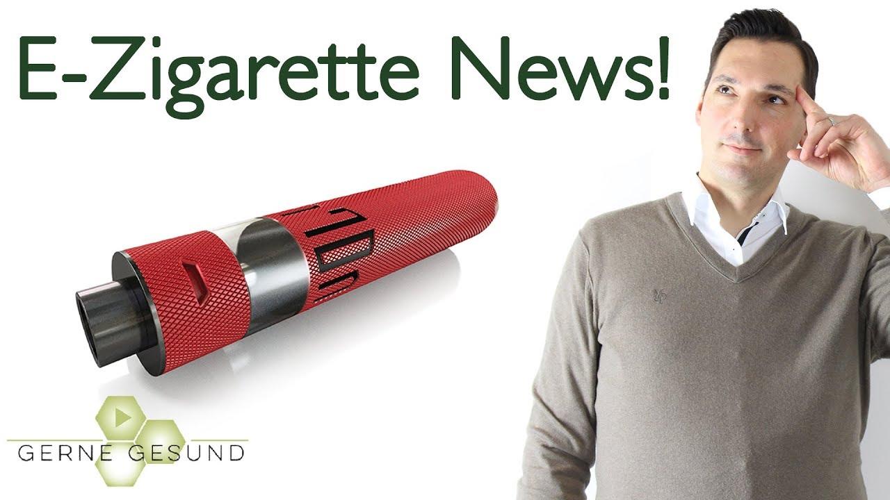 E-Zigarette Gesund