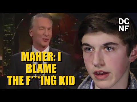 I Blame The F***ing Kid Says Maher About Covington Catholic MAGA  ...