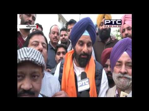 PUNJAB ASSEMBLY ELECTIONS 2017 | BIKRAM MAJITHIA THANKS VOTERS OF MAJITHA