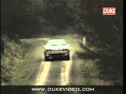 Duke DVD Archive - Welsh Fram Rally 1990